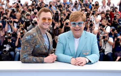 Rocketman: «el viaje salvaje» de Elton John