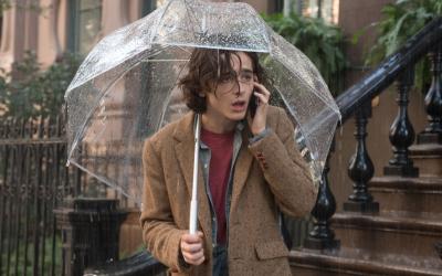 Woody Allen estrena «Día de lluvia en Nueva York»