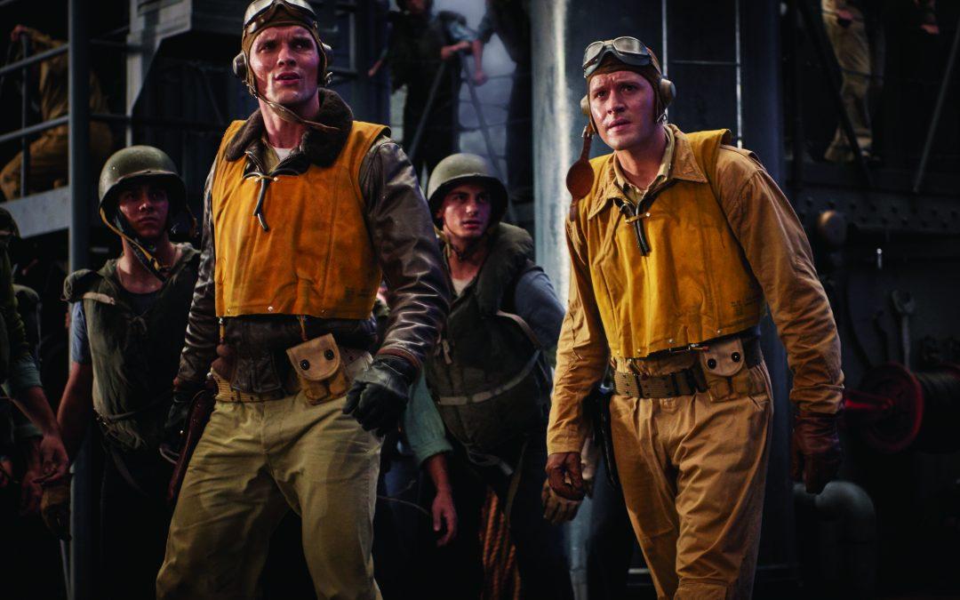 Emmerich escenifica la Segunda Guerra Mundial en «Midway»