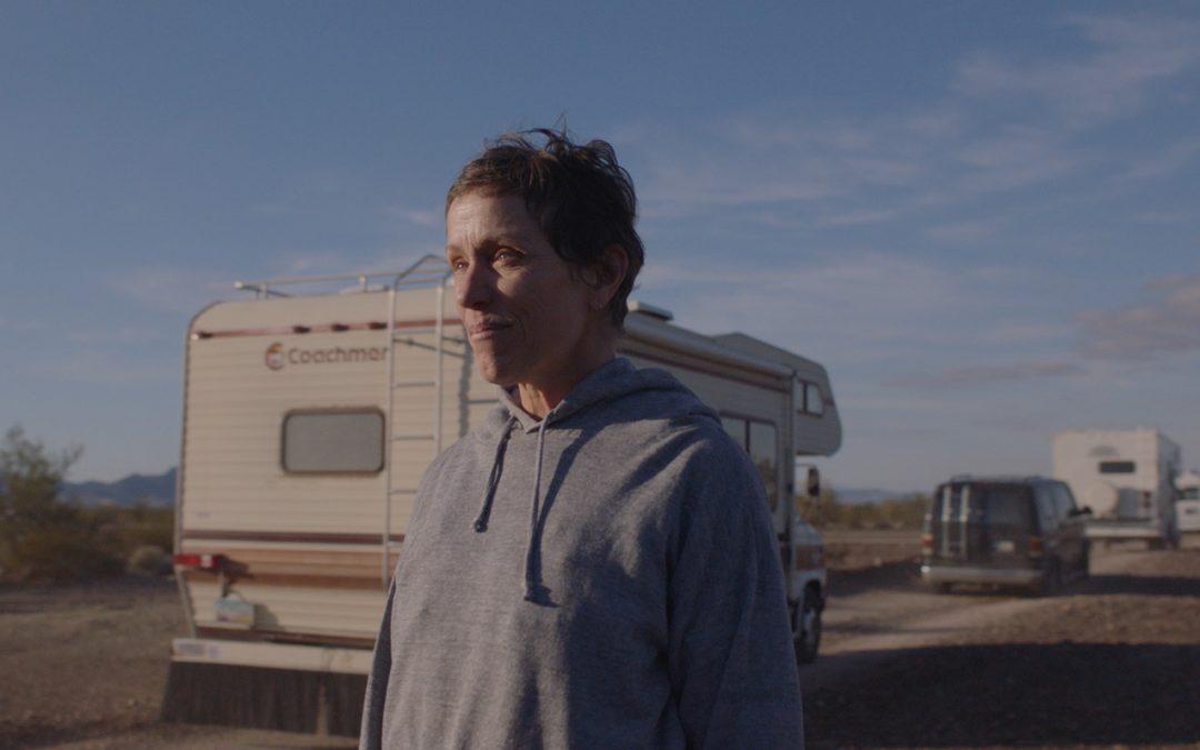 La ganadora de los Globos de Oro «Nomadland» apunta al Óscar 2021