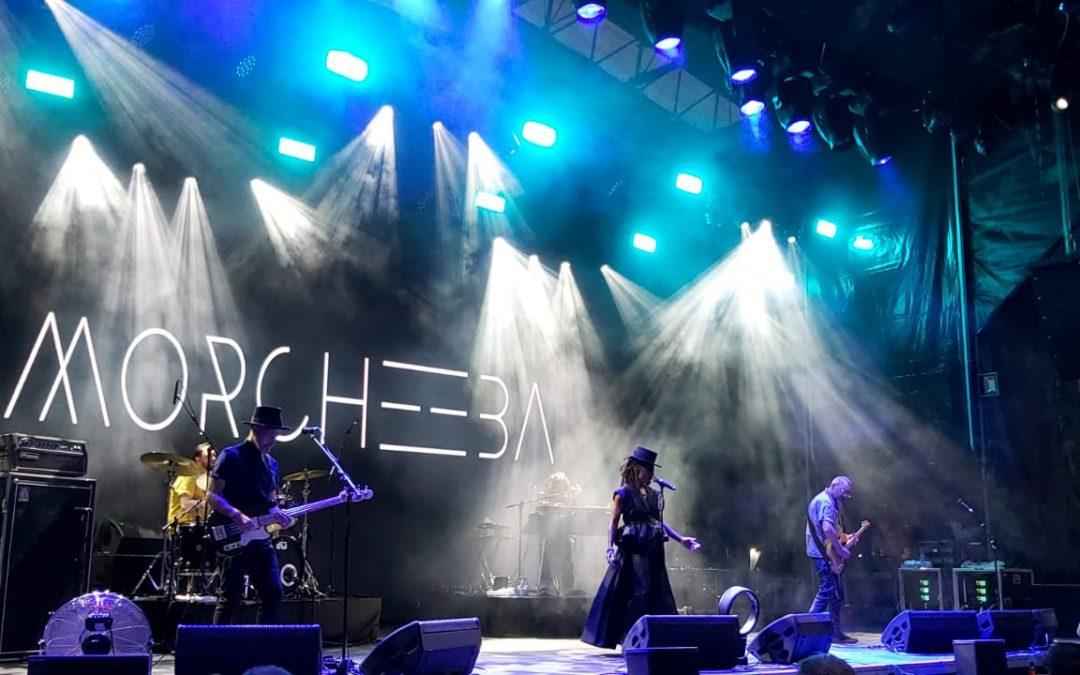 Morcheeba presenta su último álbum en Madrid Escena